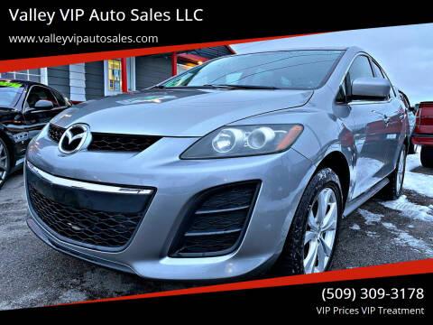 2011 Mazda CX-7 for sale at Valley VIP Auto Sales LLC in Spokane Valley WA
