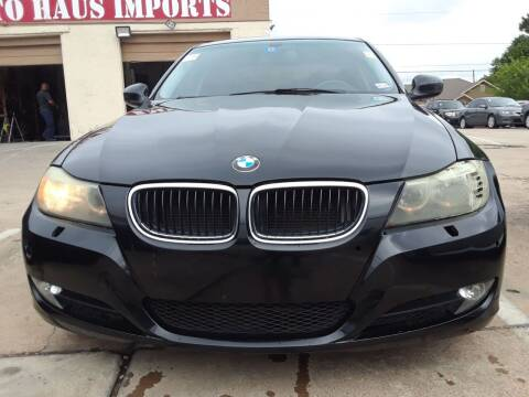 2010 BMW 3 Series for sale at Auto Haus Imports in Grand Prairie TX