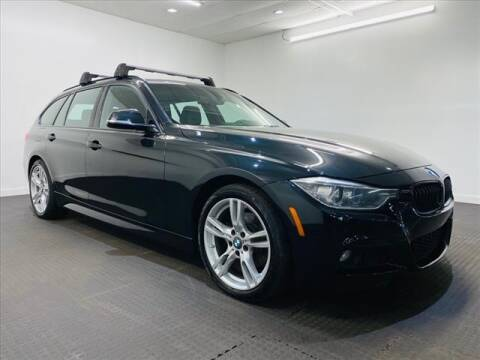 2015 BMW 3 Series for sale at Champagne Motor Car Company in Willimantic CT