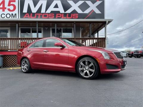 2013 Cadillac ATS for sale at Maxx Autos Plus in Puyallup WA