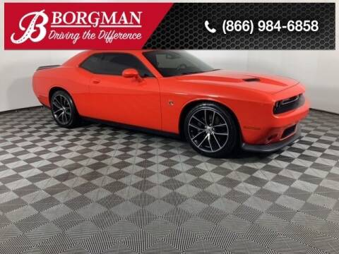 2017 Dodge Challenger for sale at BORGMAN OF HOLLAND LLC in Holland MI