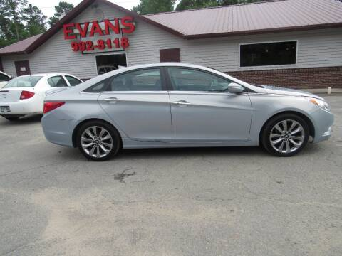 2013 Hyundai Sonata for sale at Evans Motors Inc in Little Rock AR