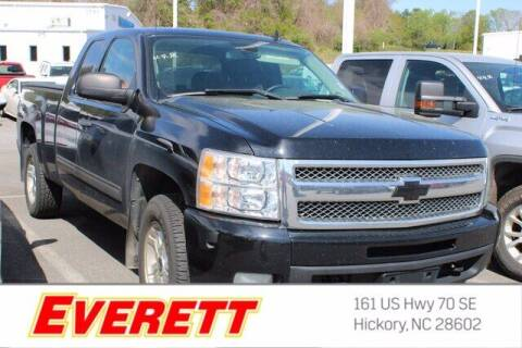 2012 Chevrolet Silverado 1500 for sale at Everett Chevrolet Buick GMC in Hickory NC