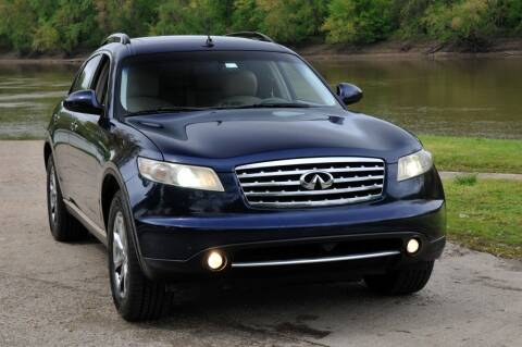 2008 Infiniti FX35 for sale at Auto House Superstore in Terre Haute IN