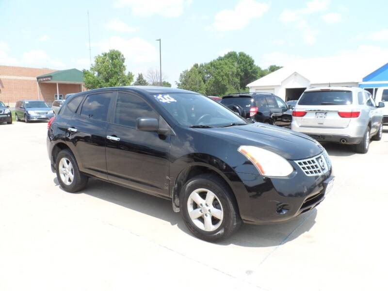 2010 Nissan Rogue for sale at America Auto Inc in South Sioux City NE