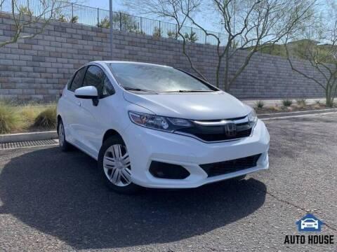 2018 Honda Fit for sale at MyAutoJack.com @ Auto House in Tempe AZ