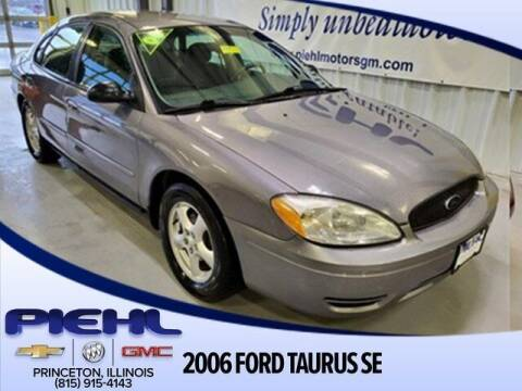 2006 Ford Taurus for sale at Piehl Motors - PIEHL Chevrolet Buick Cadillac in Princeton IL