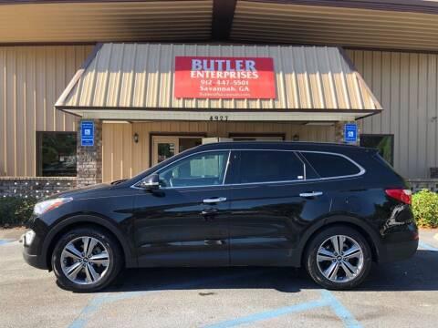 2014 Hyundai Santa Fe for sale at Butler Enterprises in Savannah GA