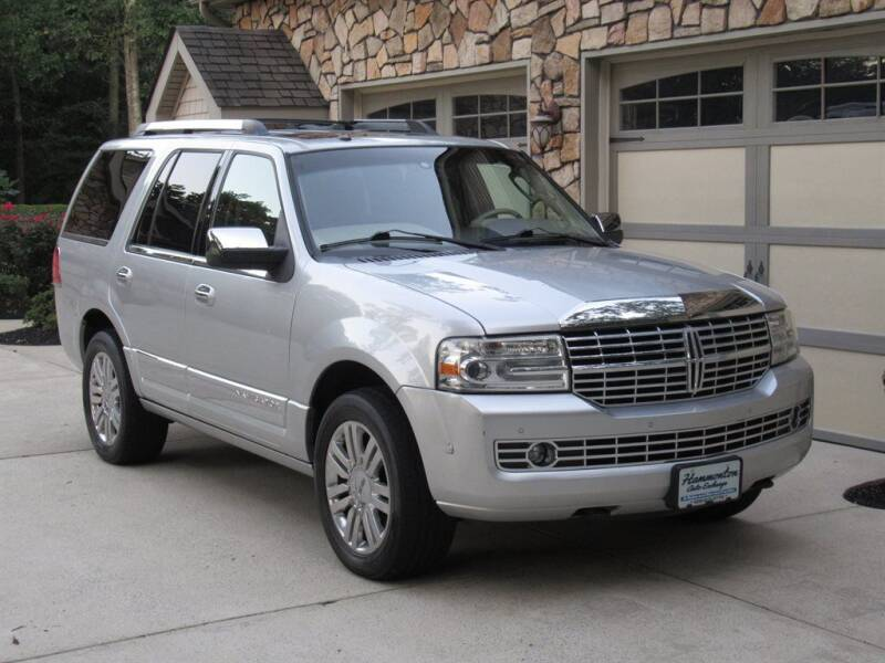 2011 Lincoln Navigator for sale at Hammonton Auto Exchange in Hammonton NJ