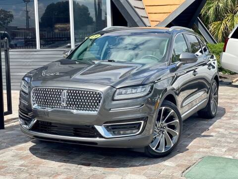 2019 Lincoln Nautilus for sale at Unique Motors of Tampa in Tampa FL