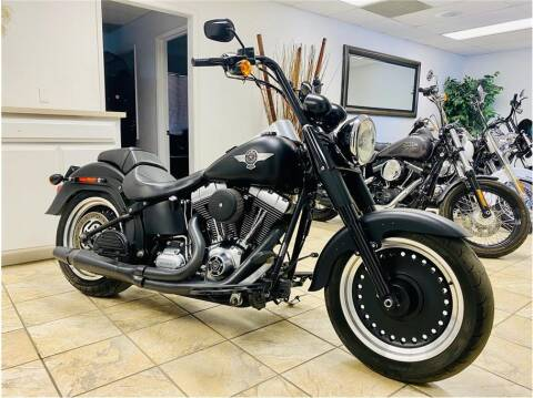 2010 Harley Davidson Fat Boy for sale at KARS R US in Modesto CA