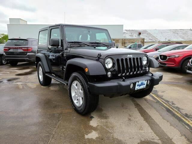 2018 Jeep Wrangler JK for sale in Staten Island, NY