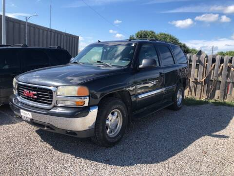 2003 GMC Yukon for sale at Imperial Auto, LLC in Marshall MO