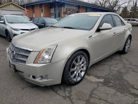 2009 Cadillac CTS for sale at CENTRAL GROUP in Raritan NJ