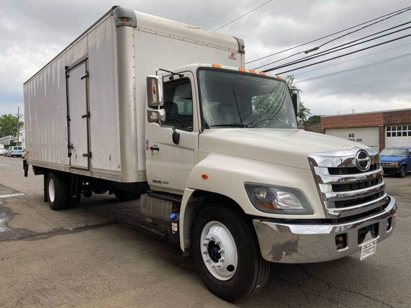 2015 Hino 268A for sale at Speedway Motors in Paterson NJ