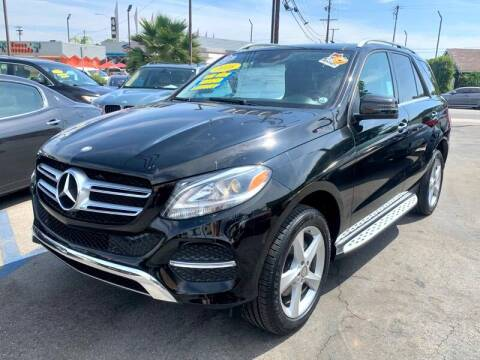 2016 Mercedes-Benz GLE for sale at Best Car Sales in South Gate CA