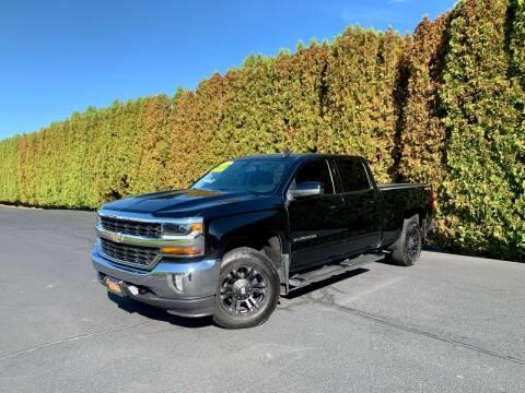2017 Chevrolet Silverado 1500 for sale at Yaktown Motors in Union Gap WA