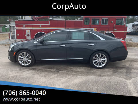 2014 Cadillac XTS for sale at CorpAuto in Cleveland GA