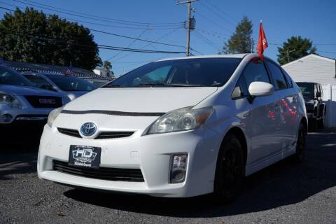 2011 Toyota Prius for sale at HD Auto Sales Corp. in Reading PA