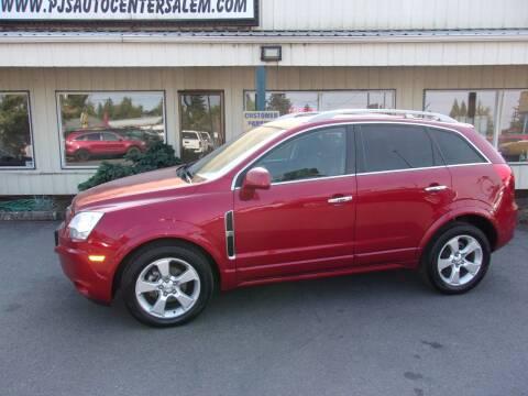 2014 Chevrolet Captiva Sport for sale at PJ's Auto Center in Salem OR