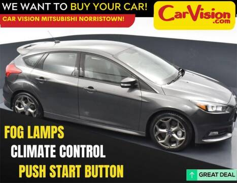 2017 Ford Focus for sale at Car Vision Mitsubishi Norristown in Trooper PA