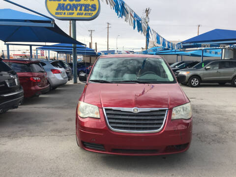2008 Chrysler Town and Country for sale at Autos Montes in Socorro TX