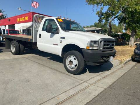 2004 Ford F-450 Super Duty for sale at 3K Auto in Escondido CA