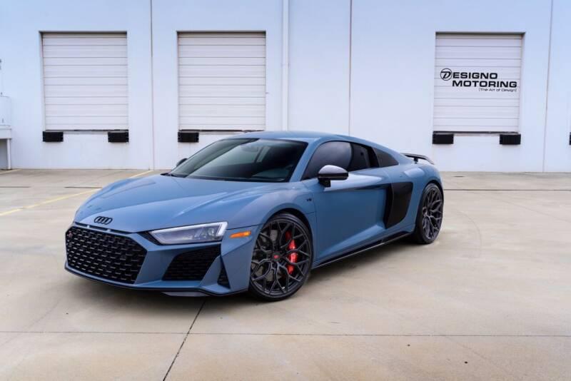 2020 Audi R8 for sale at POTOMAC WEST MOTORS in Springfield VA