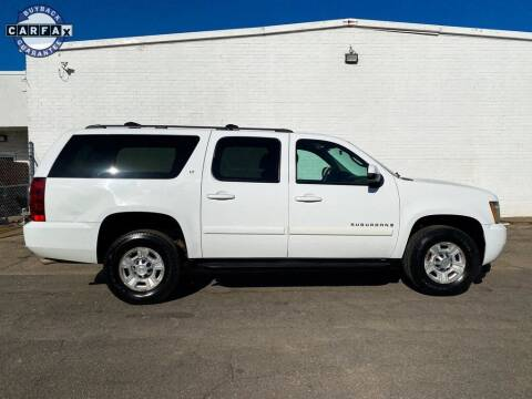 2009 Chevrolet Suburban for sale at Smart Chevrolet in Madison NC