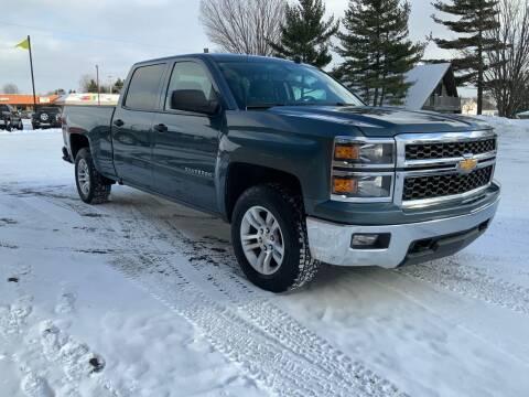 2014 Chevrolet Silverado 1500 for sale at Stein Motors Inc in Traverse City MI