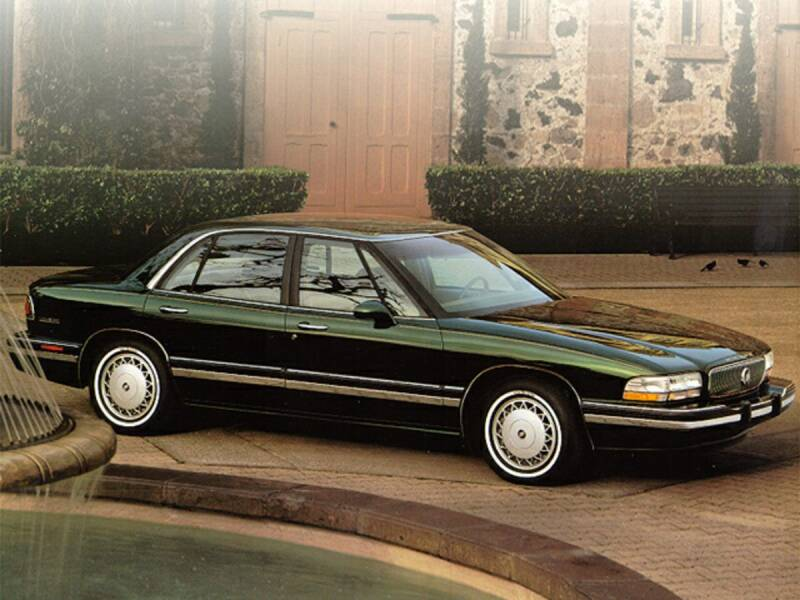 1995 Buick LeSabre for sale at St. Croix Classics in Lakeland MN