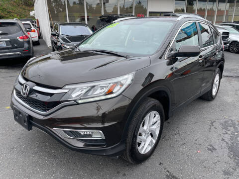 2015 Honda CR-V for sale at APX Auto Brokers in Edmonds WA