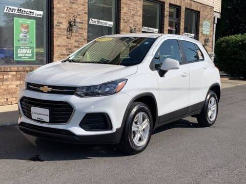 2017 Chevrolet Trax for sale at The King of Credit in Clifton Park NY