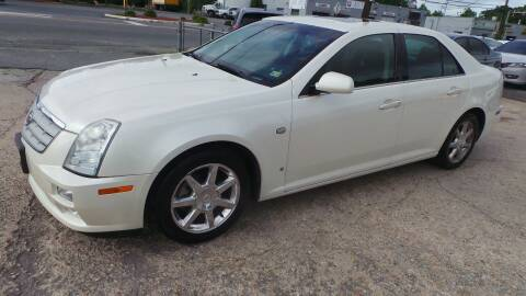 2007 Cadillac STS for sale at Unlimited Auto Sales in Upper Marlboro MD