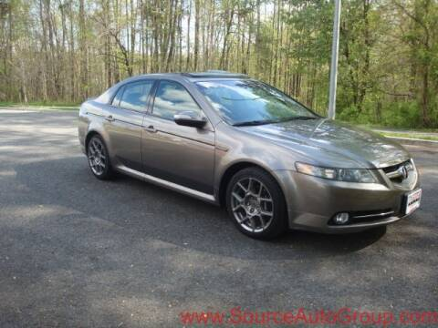 2008 Acura TL for sale at Source Auto Group in Lanham MD