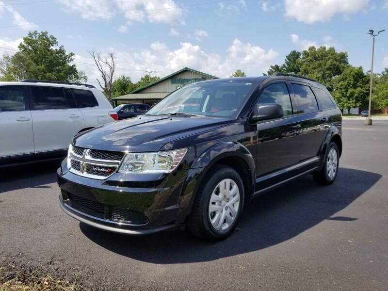 2018 Dodge Journey for sale at Ridgeway's Auto Sales in West Frankfort IL