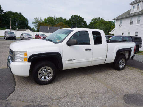 2011 Chevrolet Silverado 1500 for sale at Colonial Motors in Mine Hill NJ
