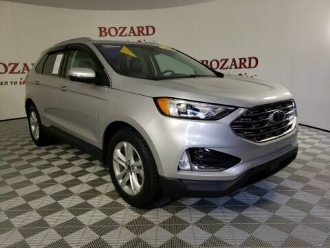 2019 Ford Edge for sale at BOZARD FORD in Saint Augustine FL