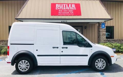 2013 Ford Transit Connect for sale at Butler Enterprises in Savannah GA
