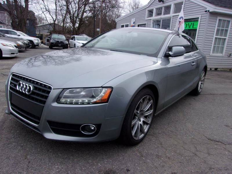 2011 Audi A5 for sale at Top Line Import in Haverhill MA