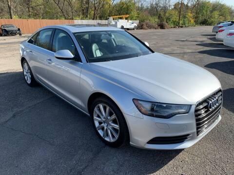 2015 Audi A6 for sale at Ol Mac Motors in Topeka KS