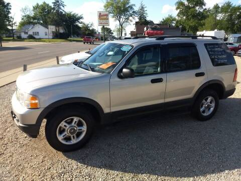 2003 Ford Explorer for sale at Economy Motors in Muncie IN