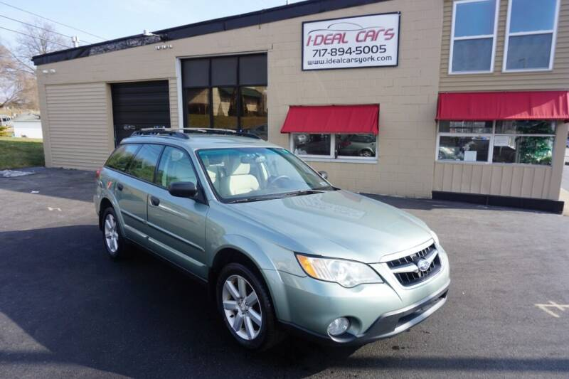 2009 Subaru Outback for sale at I-Deal Cars LLC in York PA