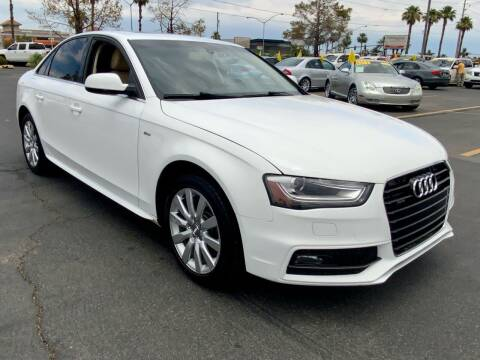 2015 Audi A4 for sale at Charlie Cheap Car in Las Vegas NV