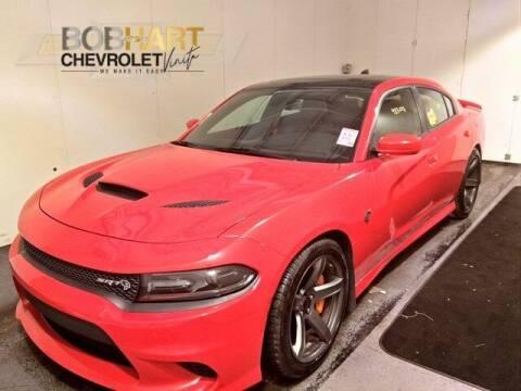2018 Dodge Charger for sale at BOB HART CHEVROLET in Vinita OK