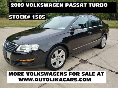 2009 Volkswagen Passat for sale at Autolika Cars LLC in North Royalton OH