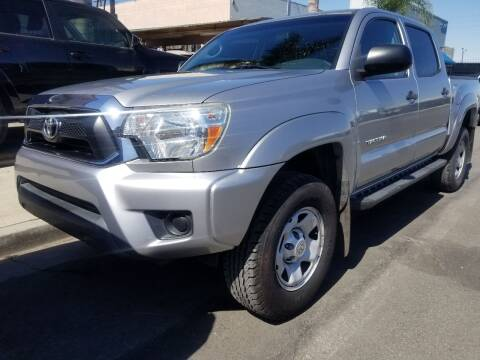 2014 Toyota Tacoma for sale at Ournextcar/Ramirez Auto Sales in Downey CA