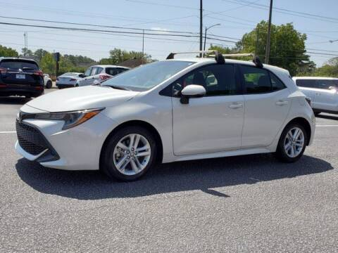 2019 Toyota Corolla Hatchback for sale at Gentry & Ware Motor Co. in Opelika AL
