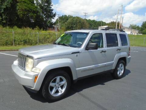 2008 Jeep Liberty for sale at Atlanta Auto Max in Norcross GA