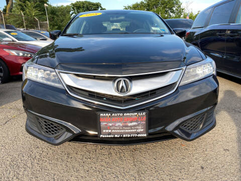 2018 Acura ILX for sale at Nasa Auto Group LLC in Passaic NJ